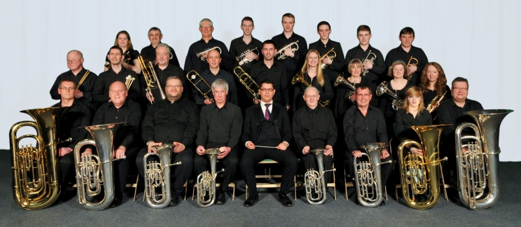Welwyn Garden City Band 2013