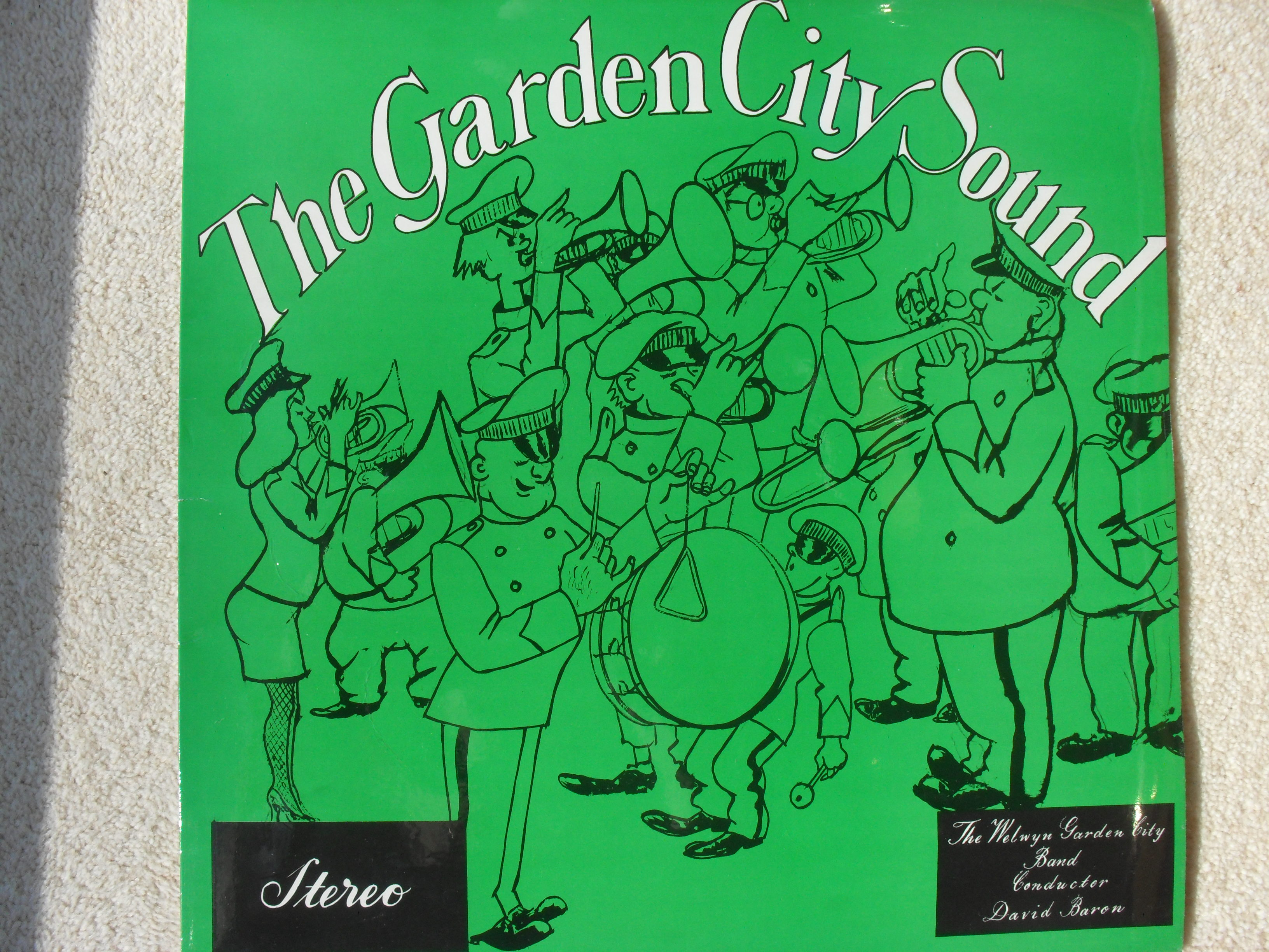The Garden City Sound - Front Cover